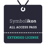 Symbolikon Extended license access pass