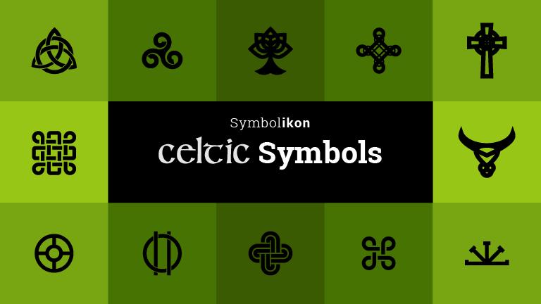 Celtic symbols chart