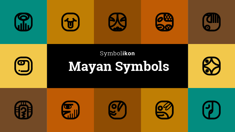Mayan symbols meanings