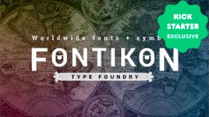 Fontikon campaign