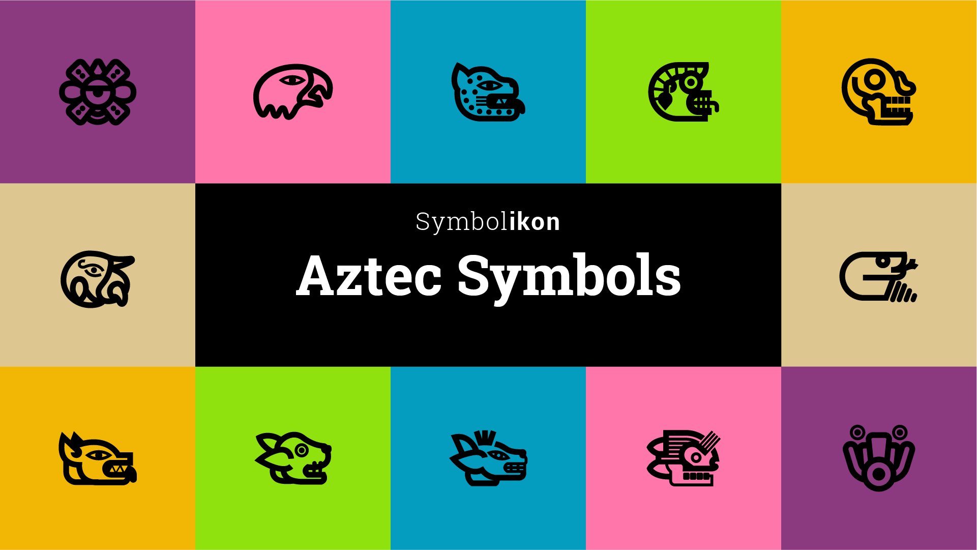 Aztec symbols meanings
