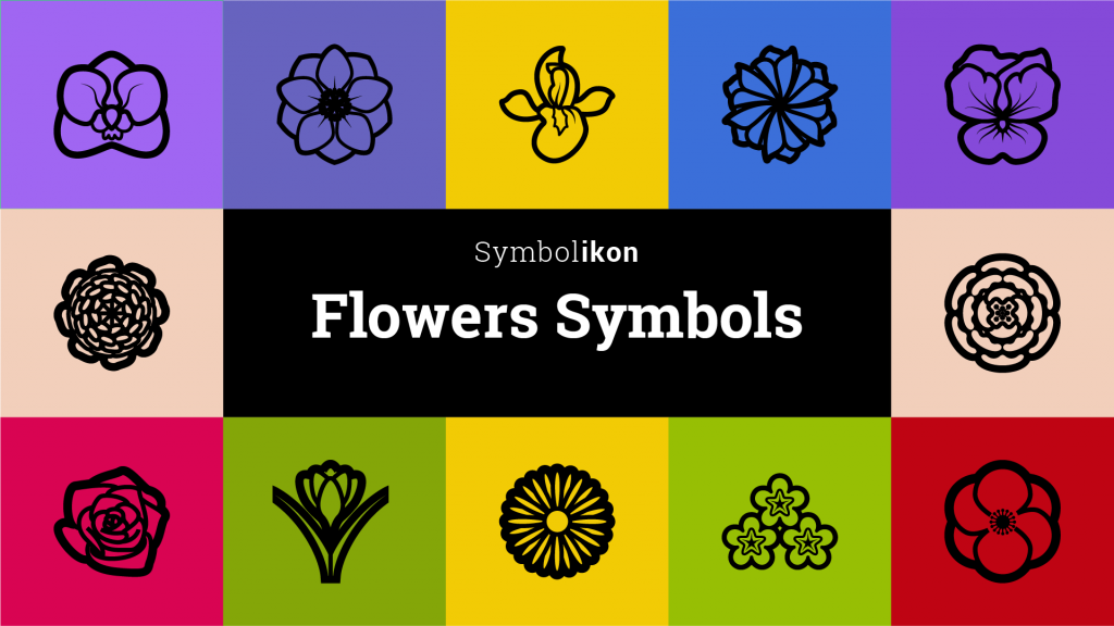 Flowers Symbols and meanings