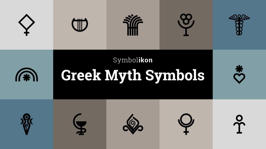 Greek Mythology Symbols Meanings