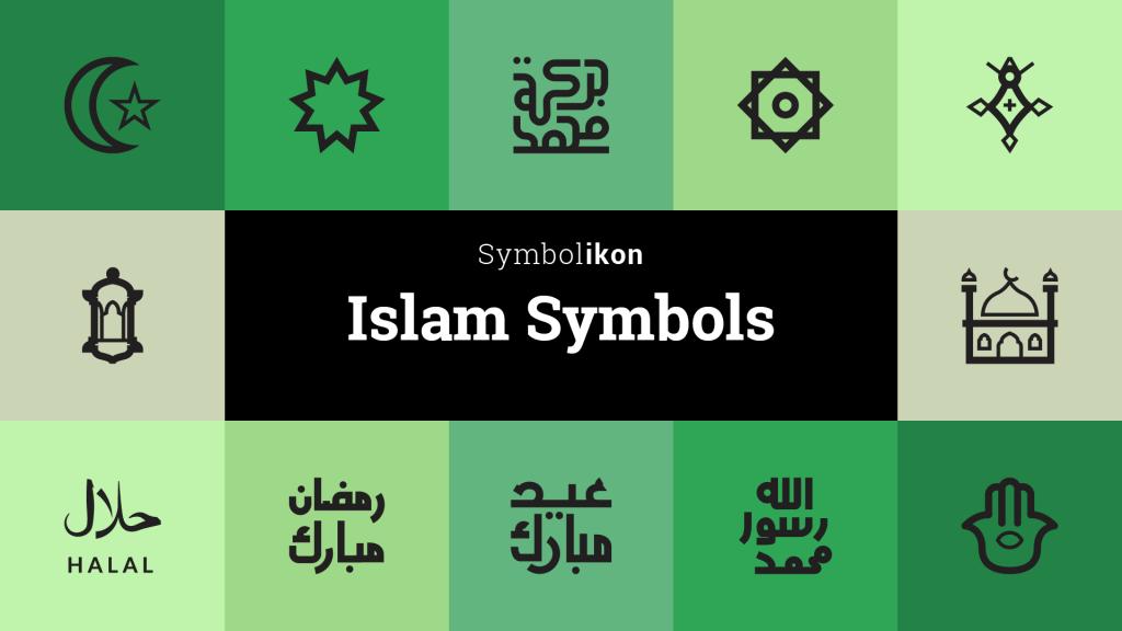 Islam symbols meanings