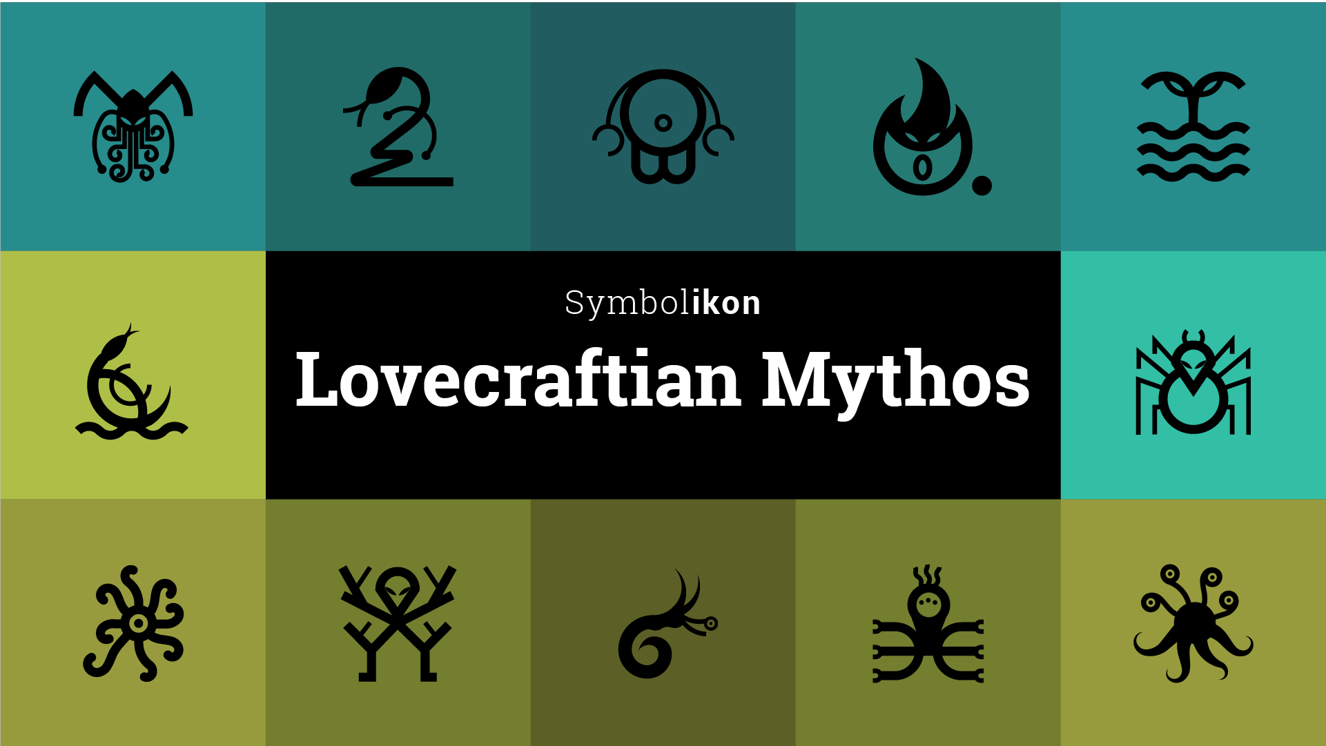 Lovecraft symbols meanings