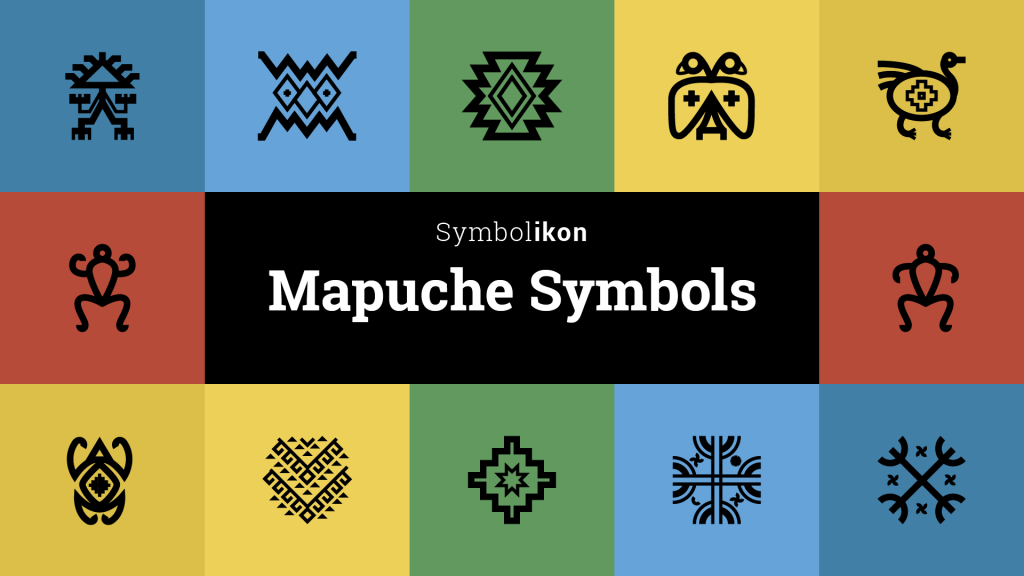 Mapuche symbols meanings