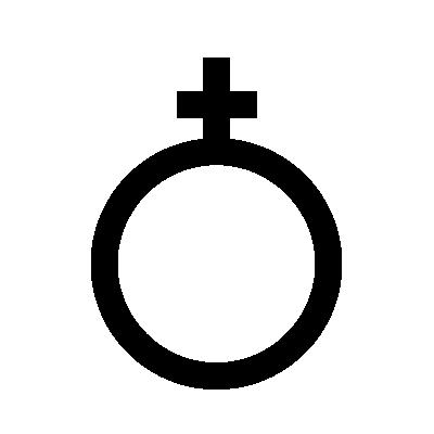 Antimony Alchemy symbol