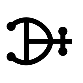Magnesium Alchemy symbol