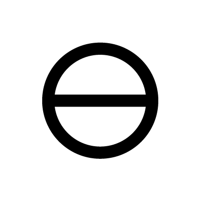 Salt Alchemy symbol
