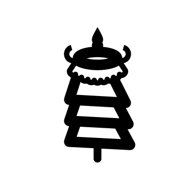 Dhvaja - Victory Banner Ashtamangala symbol