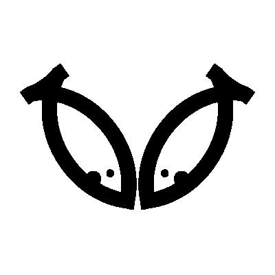 Suvarna Matsya - Golden Fishes Ashtamangala symbol