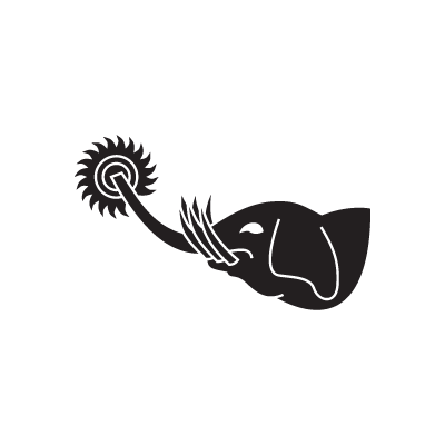 Airavarta - Six-tusked Elephant Buddhism symbol