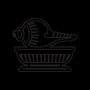 Dakshinavarta - Shankha Buddhism symbol