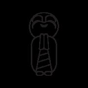 Jizo Buddhism symbol
