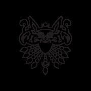 Kirtimukha - The Face of Glory Buddhism symbol