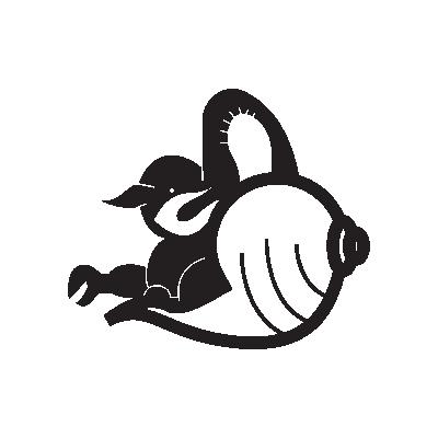 Makara conch Buddhism symbol