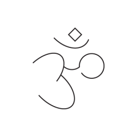 Om Buddhism symbols
