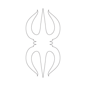 Vajra Buddhism symbol