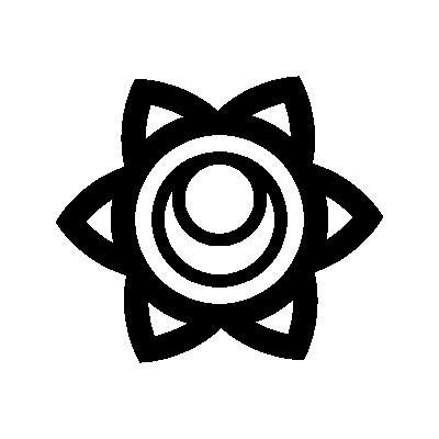 Svadhishthana – Sacral chakra Symbol