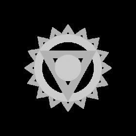 Vishuddha – Throat chakra symbol