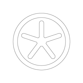 Duat Egyptian symbol