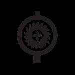 Kachina rattle Hopi symbol