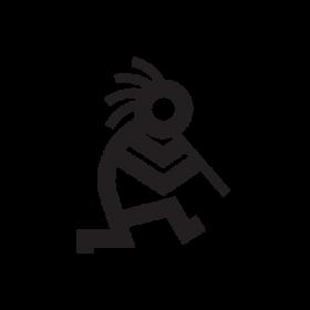 Kokopelli Hopi symbol