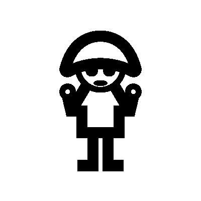 Catequil Inca symbol