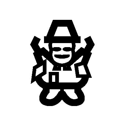 Ekeko Inca symbol