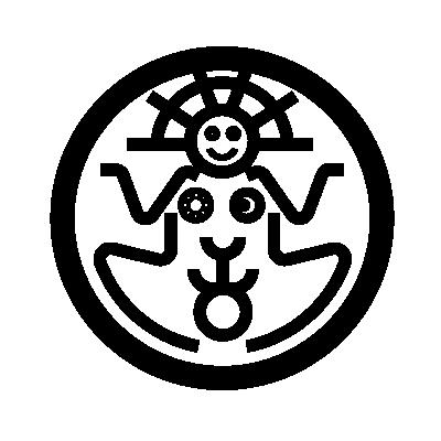Pachamama Inca symbol