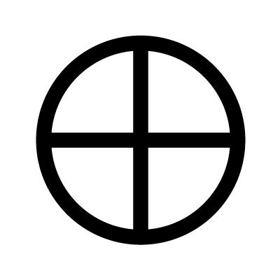 Creative Forces Mu symbol