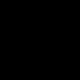 Water Mu symbol