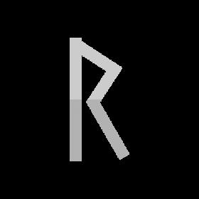 Raidho Norse Runes symbol