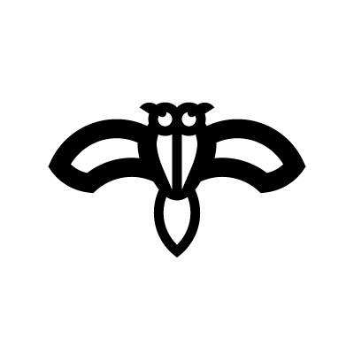 Huginn and Muninn Norse symbol