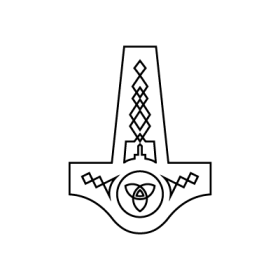 Mjolnir Norse symbol