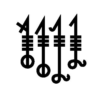 Svefnthorn Norse symbol