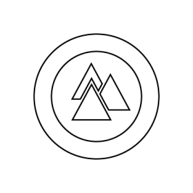 Valknut Norse symbol