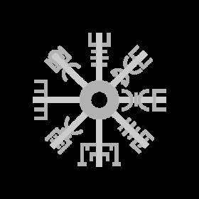 Vegvisir Norse symbol