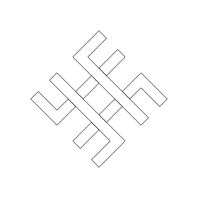 Svarog Slavic symbol
