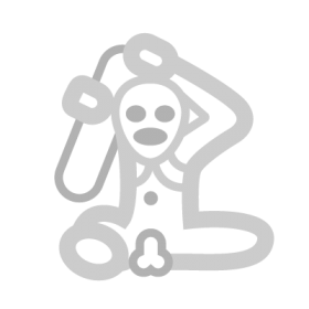 God of force Taino symbol