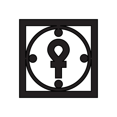 The Emperor Tarot symbol