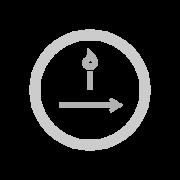The Hermit Tarot symbol
