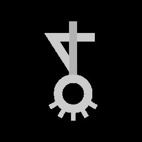 The Hanged Man Tarot symbol