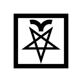 The Devil Tarot symbol