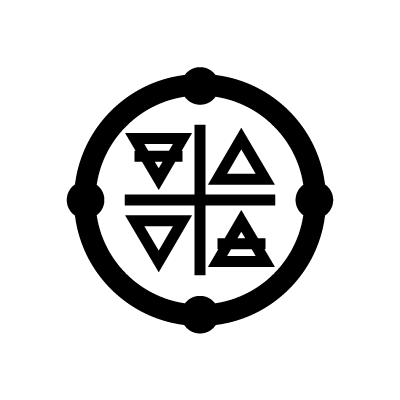 The World Tarot symbol