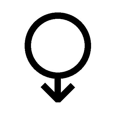 Eris Astrology symbol