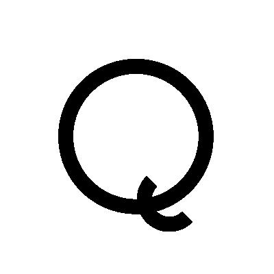 Quintiles Astrology symbol