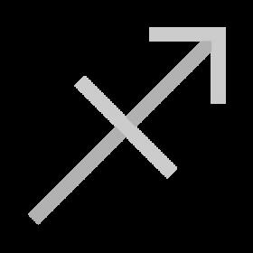 Sagittarius Astrology symbol