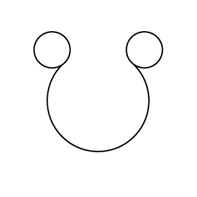South Node Astrology symbol
