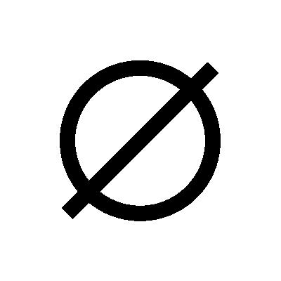 Transpluto Astrology symbol